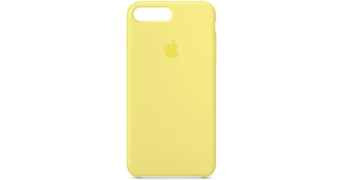 yellow iphone 8 plus case