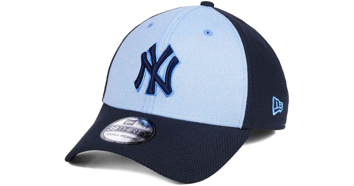 540d424be1c Lyst - KTZ New York Yankees Father s Day 39thirty Cap 2018 in Blue for Men