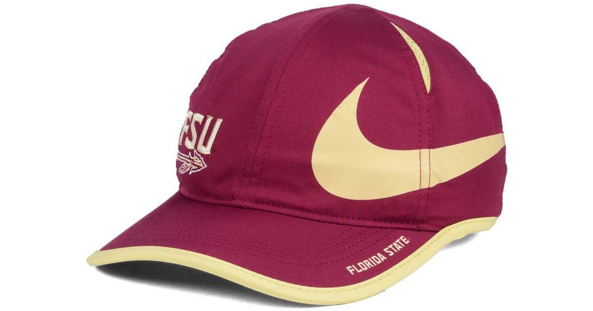 5692387223f ... purchase order lyst nike big swoosh adjustable cap in purple for men  32792 e84ef f0b8a 50d6b