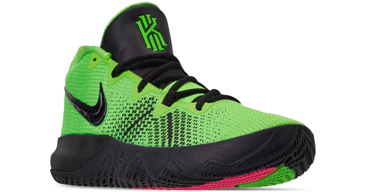 Nike Green Kyrie Flytrap - Size 12 for men