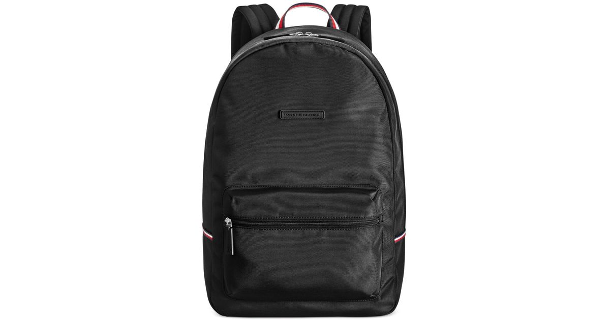 8eff57376 Tommy Hilfiger Men's Alexander Backpack in Black for Men - Lyst
