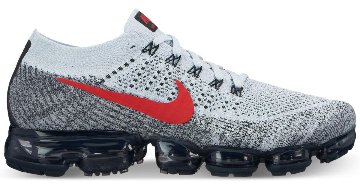official photos d349d 7e005 Nike Multicolor Men's Air Vapormax Flyknit Running Sneakers From Finish  Line for men