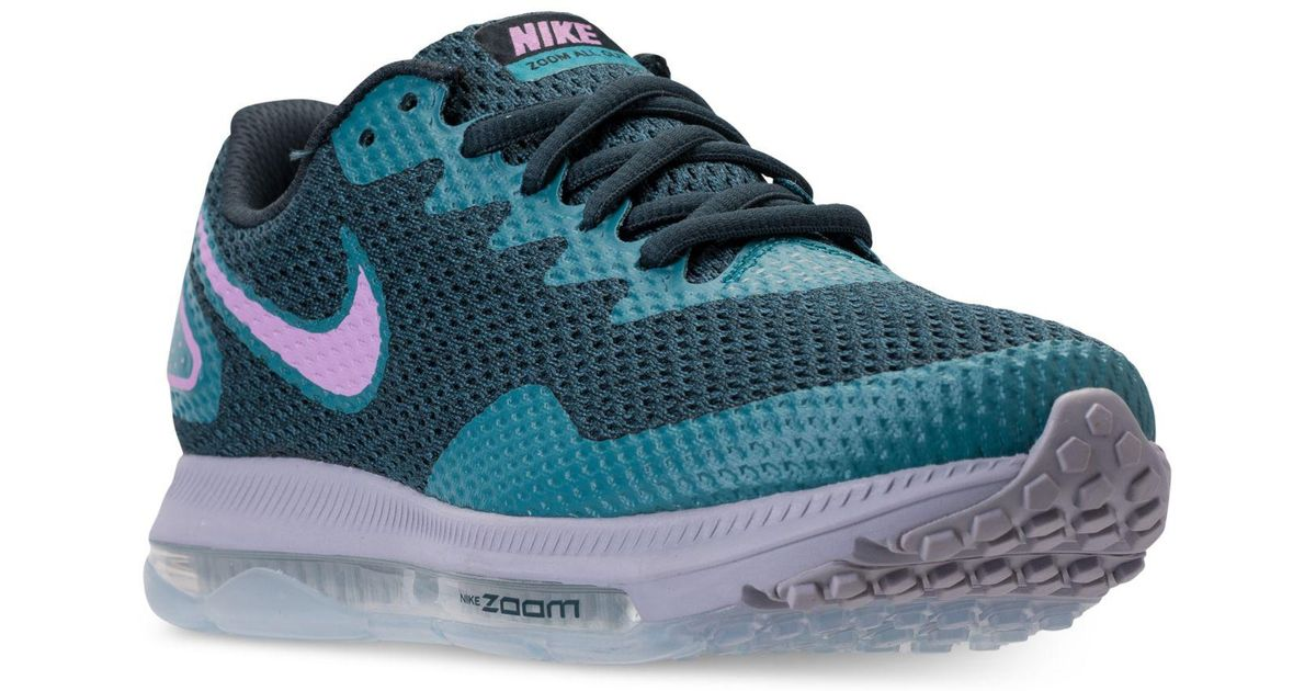 nike zoom all out low 2 blue