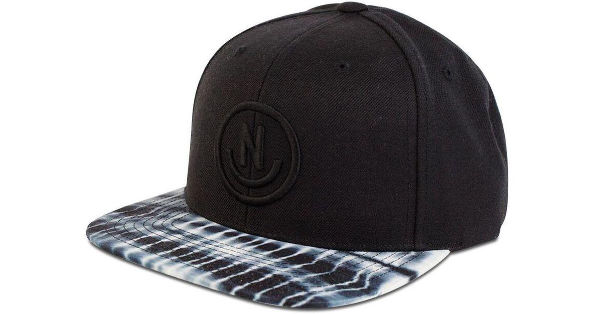 d2488c2fb13a7d Lyst - Neff Men's Daily Smile 3d Embroidered-logo Snapback Hat in Black for  Men