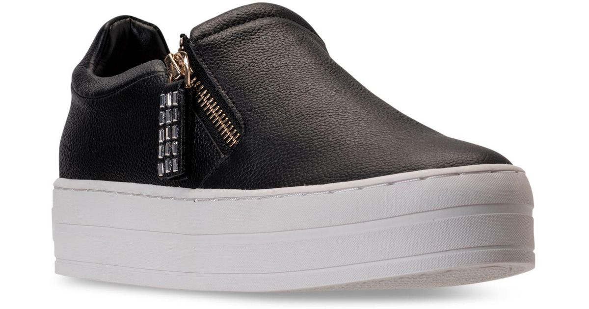Double Zipper Casual Shoes From Finish
