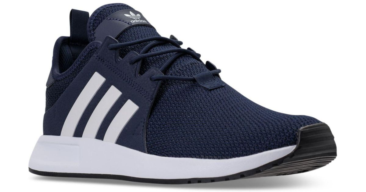 lyst adidas x a infrarossi casual scarpe da traguardo in blu per gli uomini.