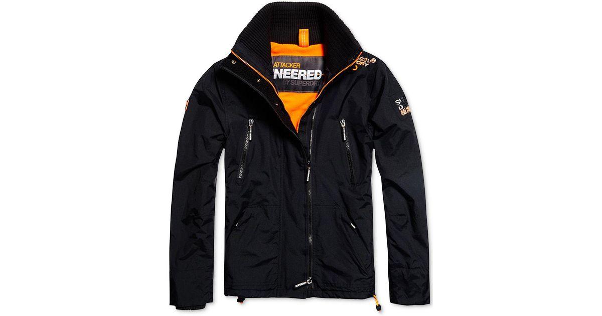 Superdry Polar Wind Attacker Jacket