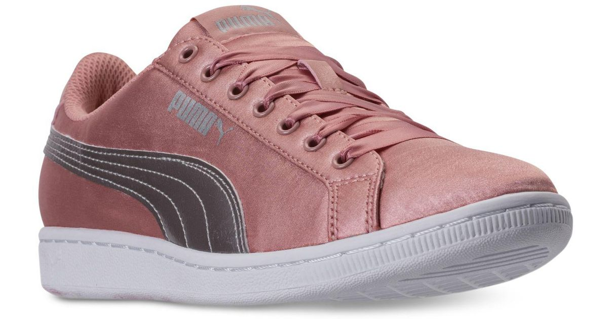 74e2b09b73e1 Lyst - PUMA Vikky Ep Casual Sneakers From Finish Line