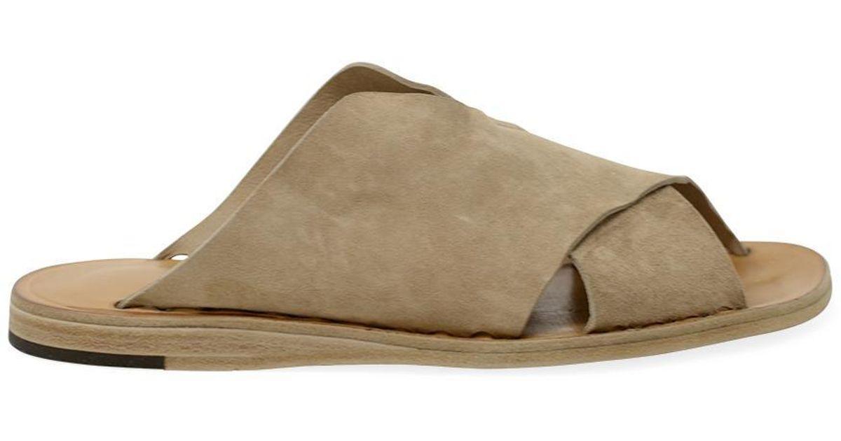 cd13ce93c1 Officine Creative Multicolor Palissan Itaca 019 Flat Sandal
