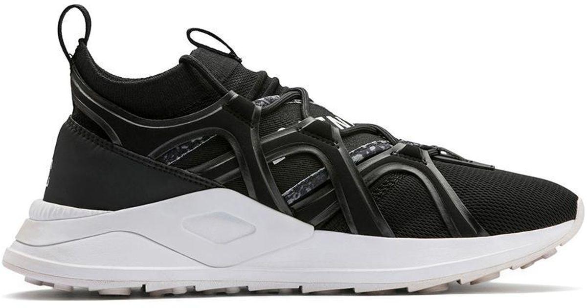 PUMA Black Shoku Les Benjamins Sneaker