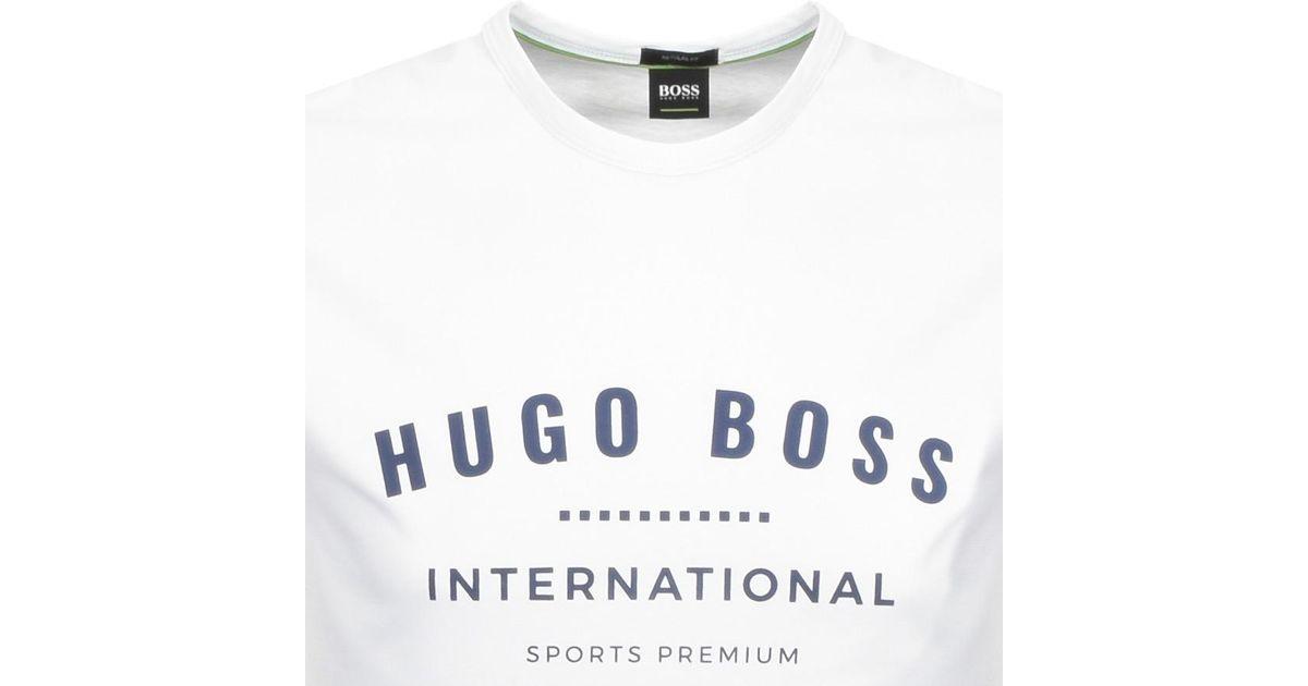 boss green t shirt