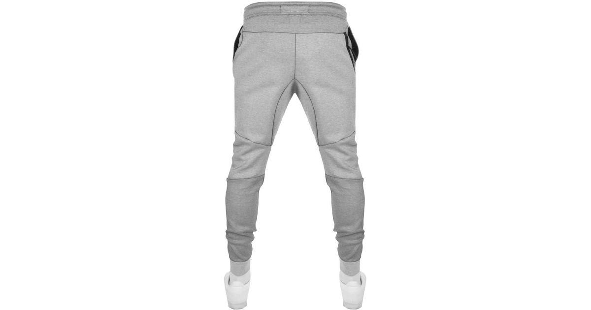 Nike Tech Fleece Jogging Bottoms Grey In Gray For Men Lyst