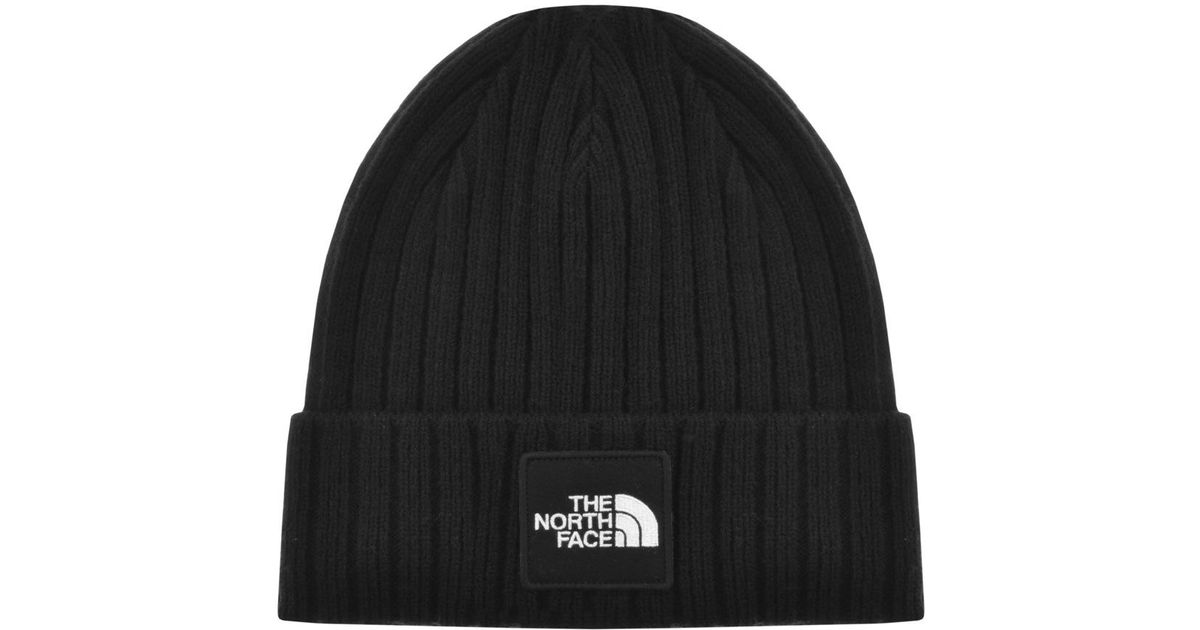 The North Face Classic Cuffed Beanie Hat Black in Black for Men - Lyst da85d9d0e4e
