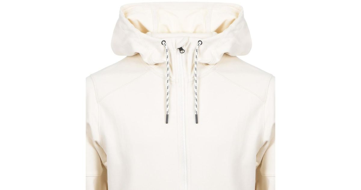 6361288d7 The North Face Natural Fine 2 Full Zip Hoodie Cream for men