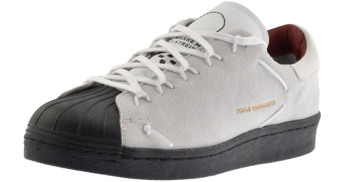 bc121c11e Lyst - Y-3 Super Knot Trainers White in White for Men