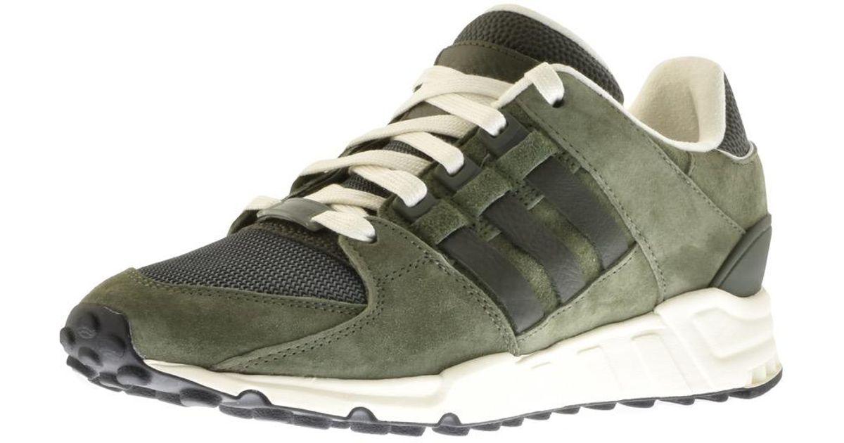 adidas originals eqt support rf trainers