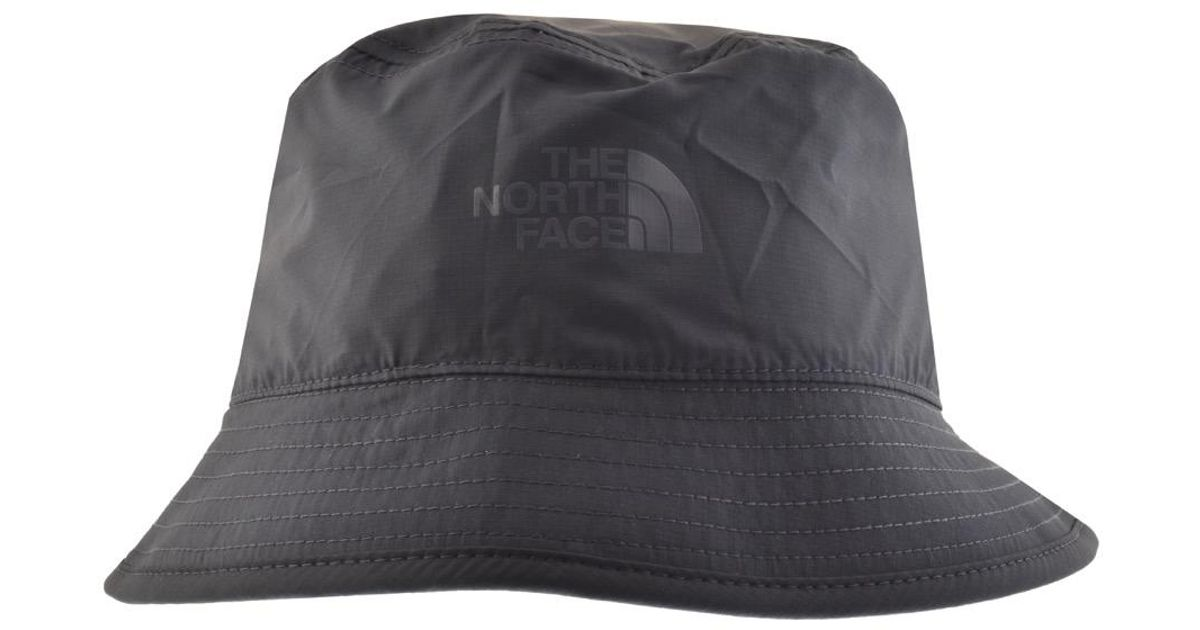 450ac4672d08e The North Face Sun Stash Bucket Hat Navy in Blue for Men - Lyst