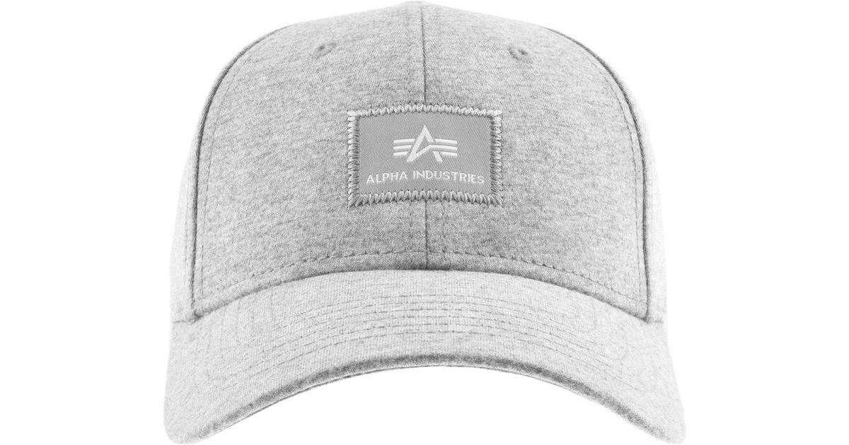 3665ab397 Alpha Industries Gray X Fit Cap Ii Grey for men