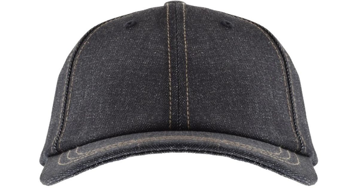 Levi s Classic Denim Cap Blue in Blue for Men - Lyst 33e16507292
