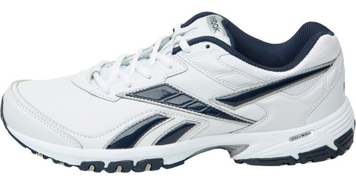 Reebok S Neche Dmx Ride Training Shoes White/navy/silver uk 6 Eu 39 for men