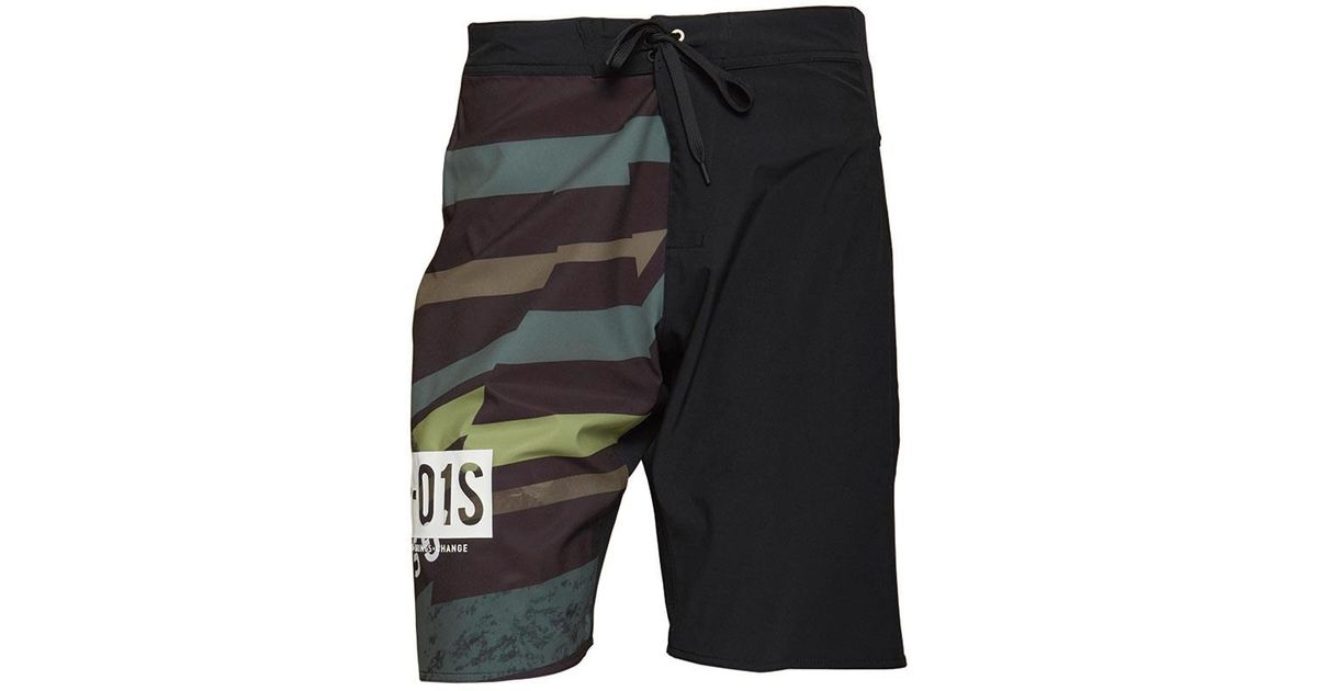 Reebok Sport Reebok Epic Knit Waistband Shorts men Shorts Grau Boardshorts