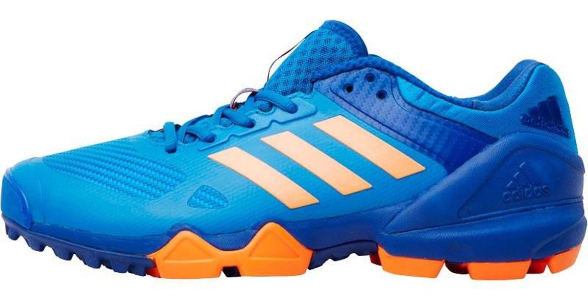 Shoes For Men Hockey Iii Blueorange Adipower Adidas uTFJ3K1cl