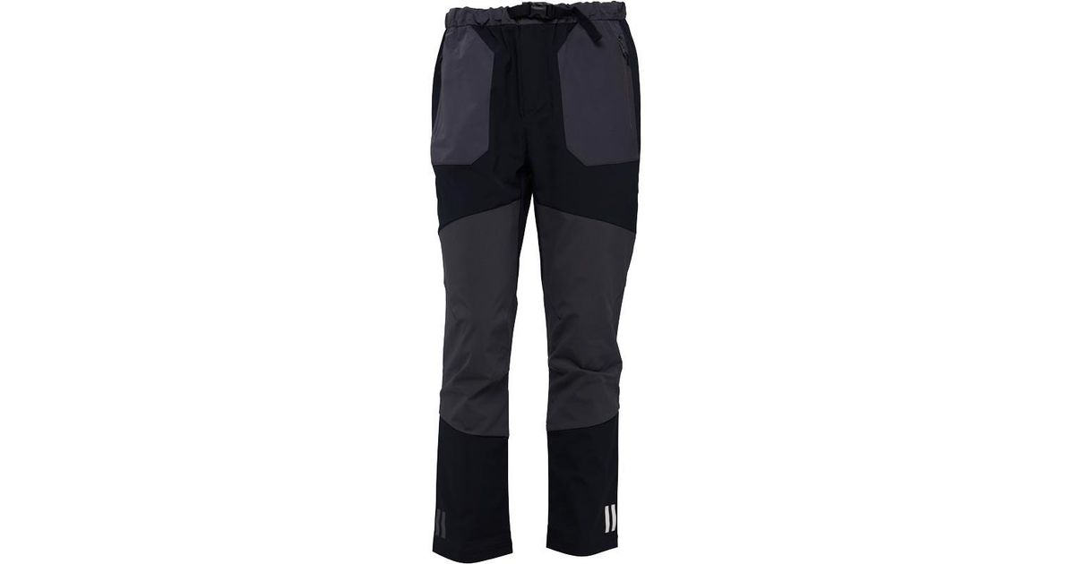 Adidas Originals X White Mountaineering Climbing Pants Black for men