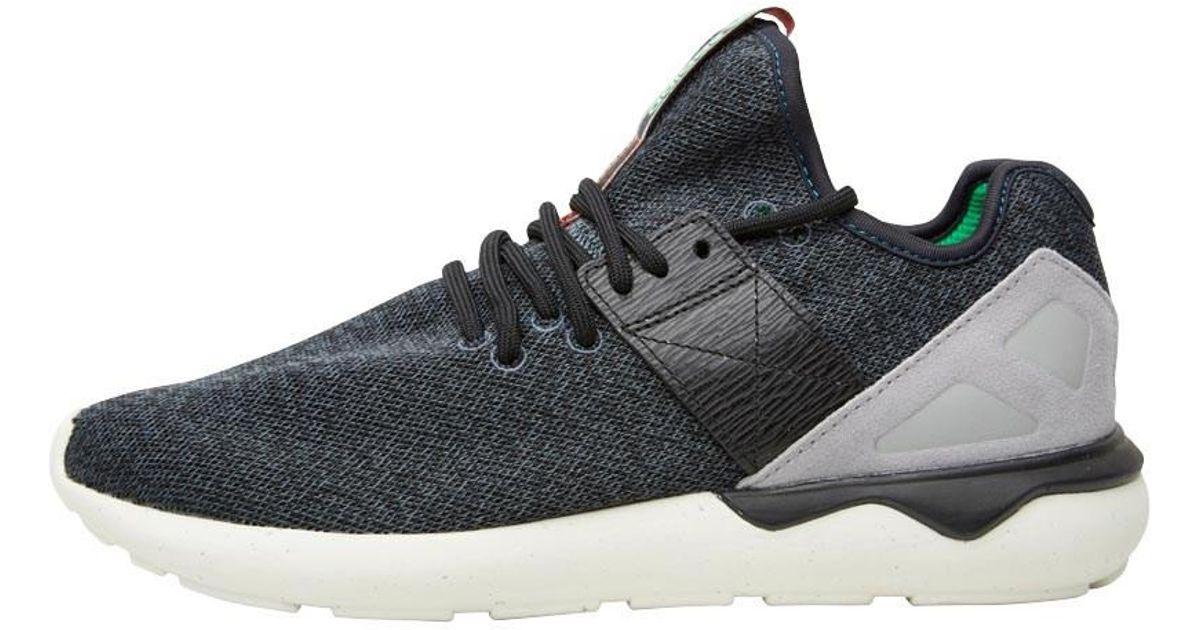 timeless design aaf7c 8e88b Adidas Originals Tubular Runner S Trainers Grey/black/white for men