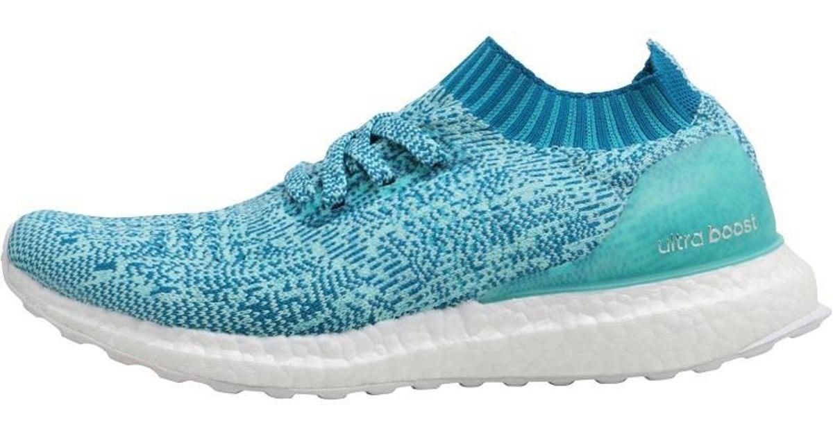 551d45f16c182 adidas Ultraboost Uncaged Neutral Running Shoes Energy Aqua mystery  Petrol footwear White in Blue - Lyst