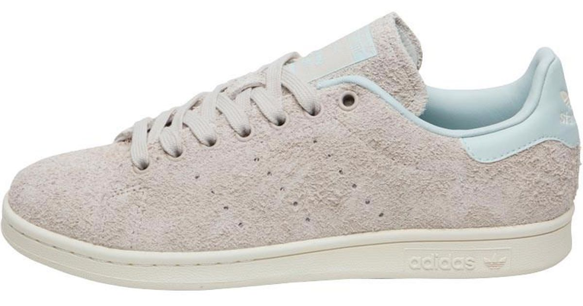 promo code 30724 3131d Adidas Originals Stan Smith Suede Trainers Clear Brown/clear Brown/vapour  Green
