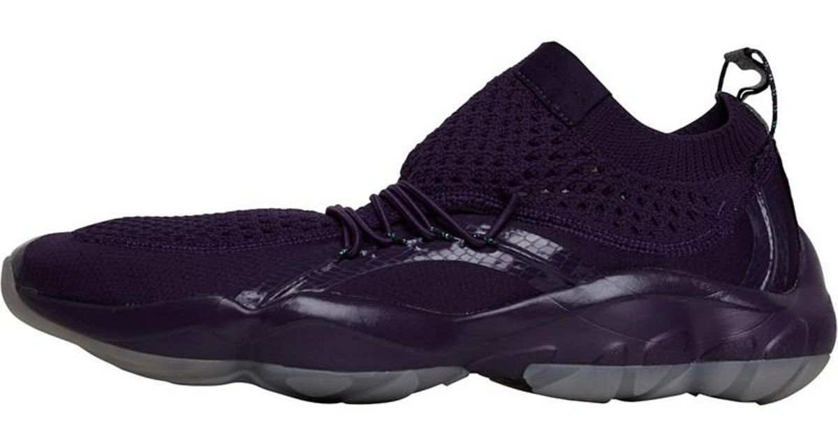 Reebok Dmx Fusion Pi Trainers Purple Inkpale Pink for men