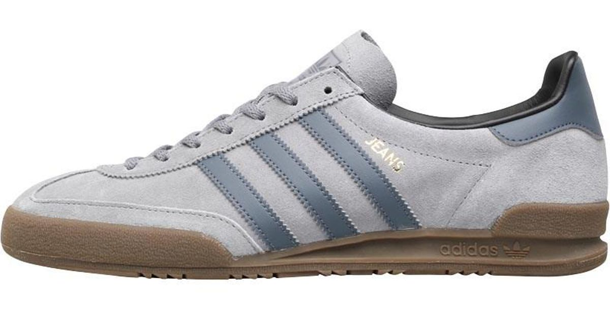 75003667447b adidas Originals Jeans Trainers Grey onix core Black in Gray for Men - Lyst