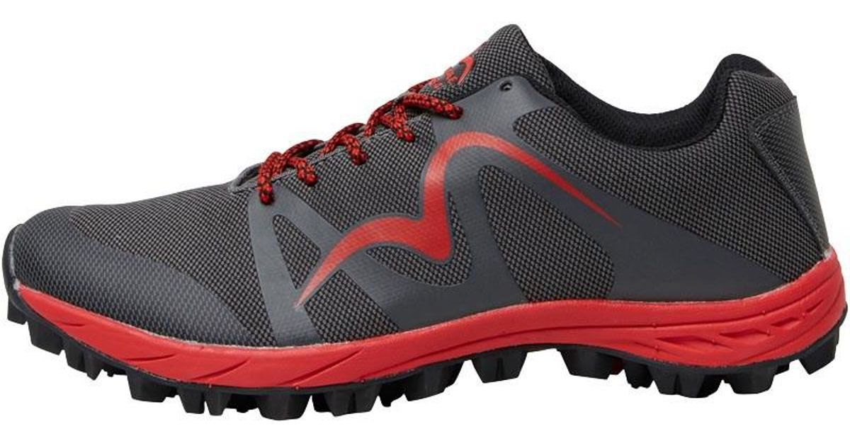 More Mile Cheviot 4 All Terrain Trail Womens Running Shoes Navy