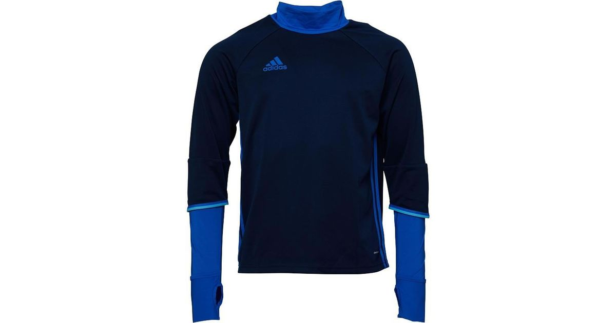 adidas Condivo 16 Long Sleeve Football Herren Training Top