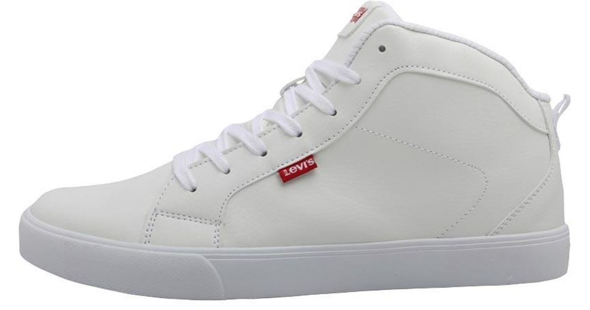 Franklin Trainers White