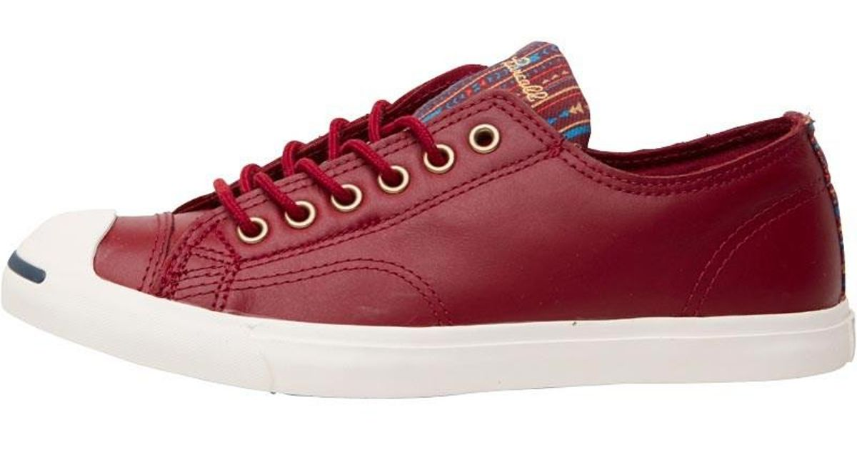 Converse Jack Purcell Ox Leather