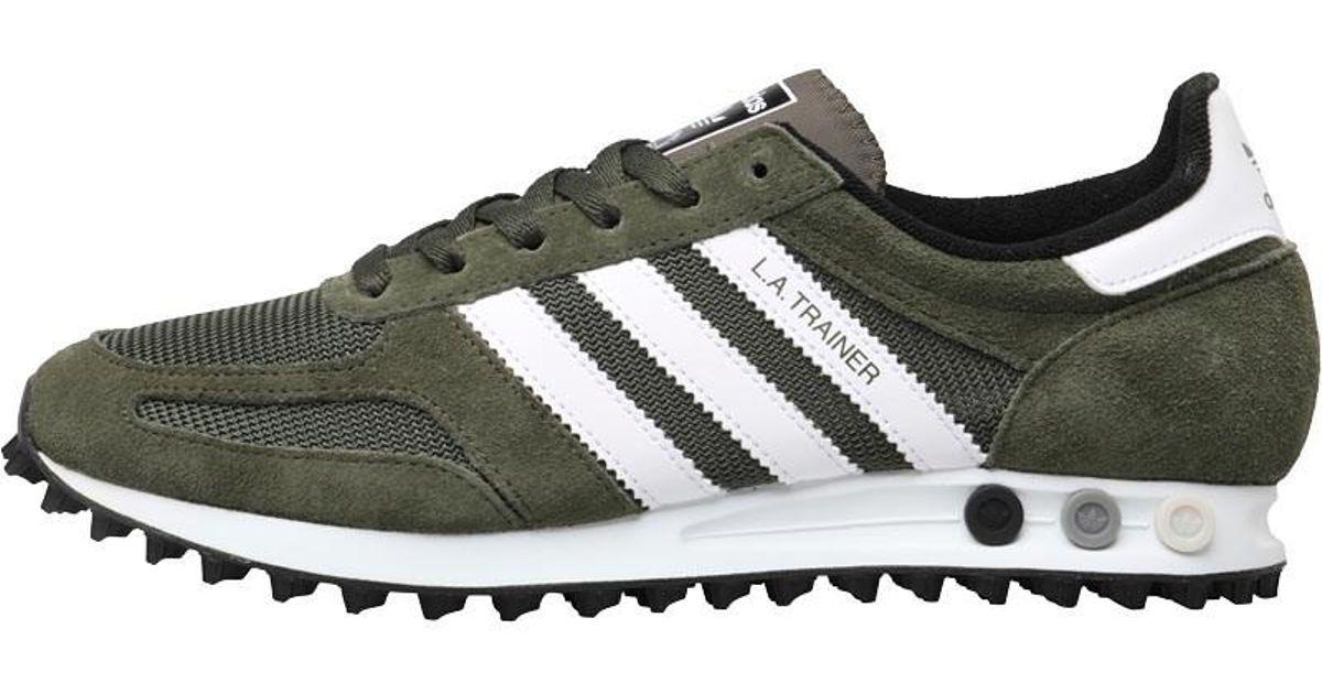adidas Originals Suede La Trainer Og