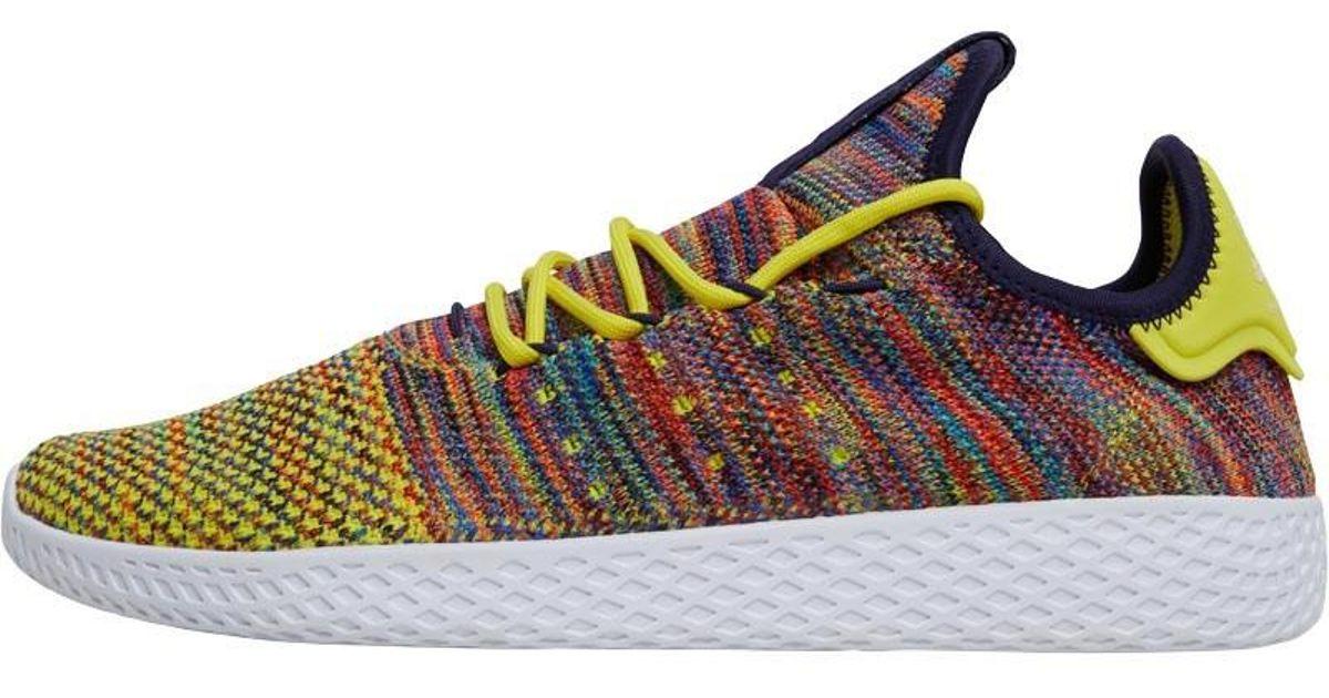 Adidas Originals x Pharrell Williams Tennis Hu entrenadores noble tinta