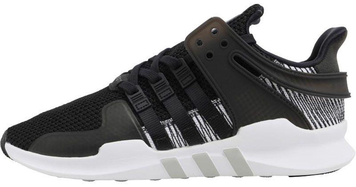 buty sportowe specjalne do butów dostać nowe adidas Originals Eqt Support Adv Trainers Core Black/core ...
