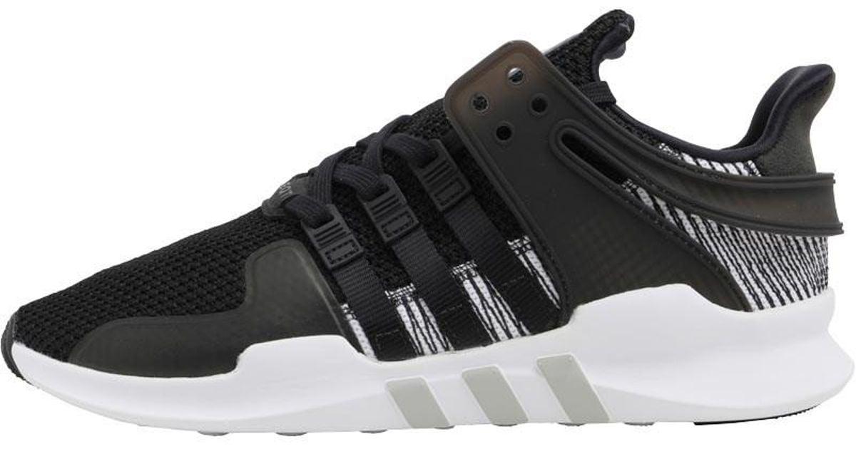 first rate 87b73 fa01c Adidas Originals Eqt Support Adv Trainers Core Black/core Black/footwear  White for men