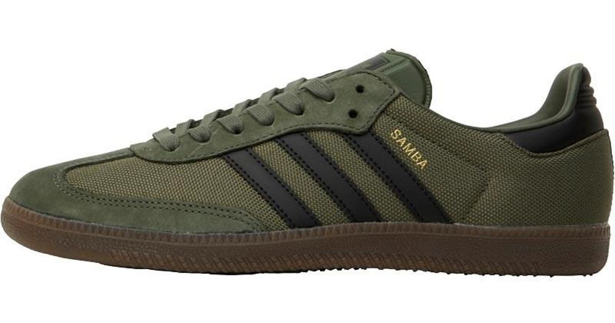 419638e16bd Adidas Originals Samba Og Trainers Major/core Black/gum for men