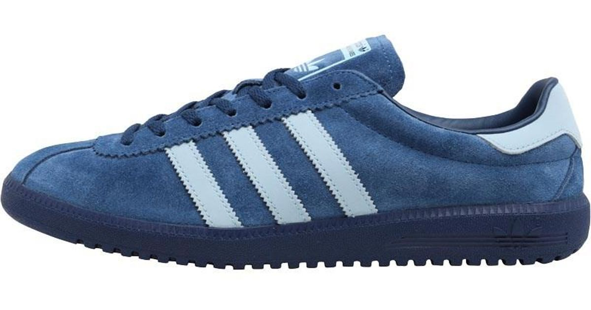 new product 466b6 1336f Adidas Originals Bermuda Trainers Mystery Blue/clear/mystery Blue for men