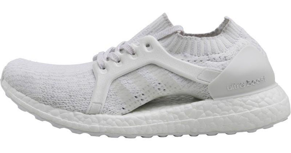 on sale 5af4d 9c656 Adidas Ultraboost X Neutral Running Shoes Cloud White/crystal White/grey One