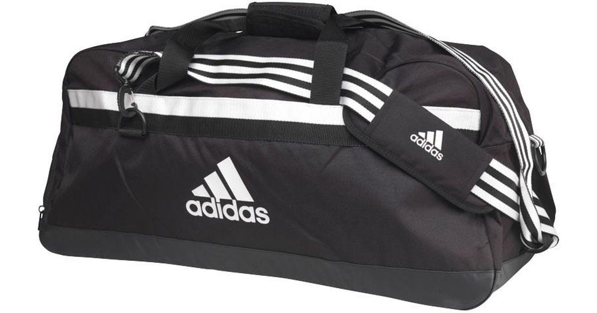 17c723aa2519 adidas Tiro 15 Team Bag Large Black white in Black for Men - Lyst