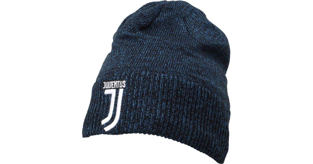 9e68553f7 Adidas Juventus Beanie Blue Night/white for men