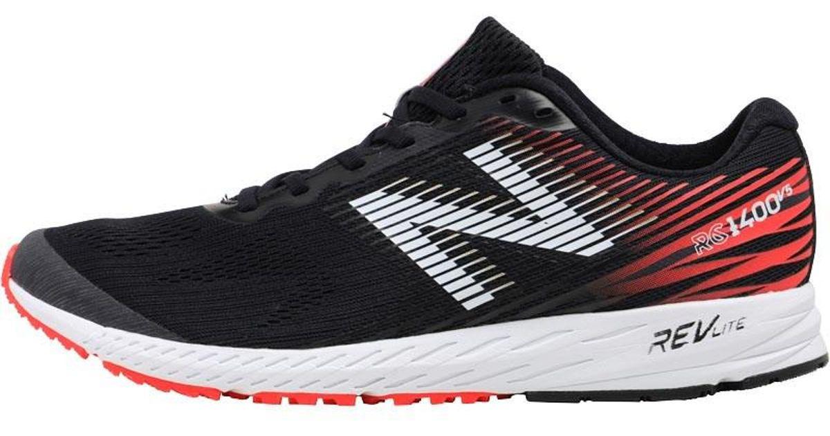 74e7d7f719f ... coupon for new balance m1400 v5 lightweight speed running shoes black  orange in black for men