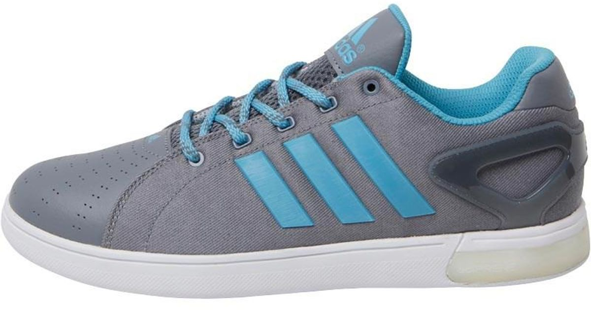 quality design 96c71 a0c64 Adidas Gray Snipe Basketball Shoes Grey/vapour Blue/white