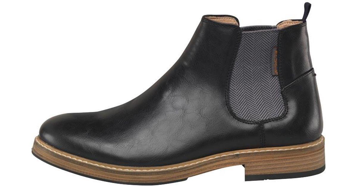 968a09ba3fb Ben Sherman Tribute Chelsea Boots Black for men