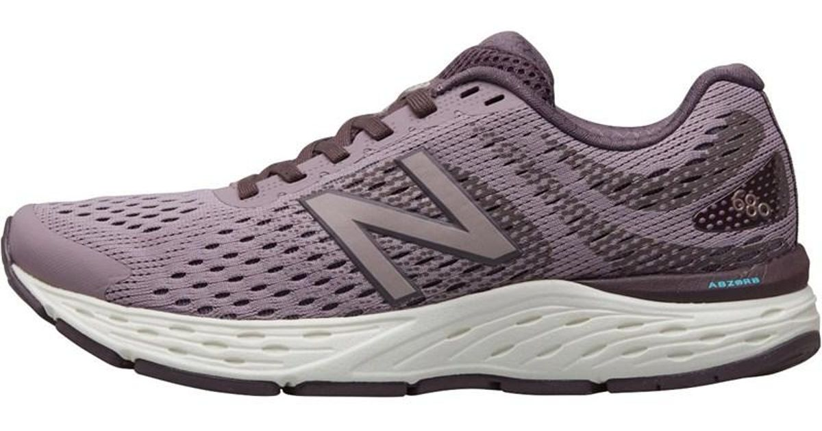 new arrival 1f5d8 2d10b New Balance W680 V6 Neutral Running Shoes Pink/purple