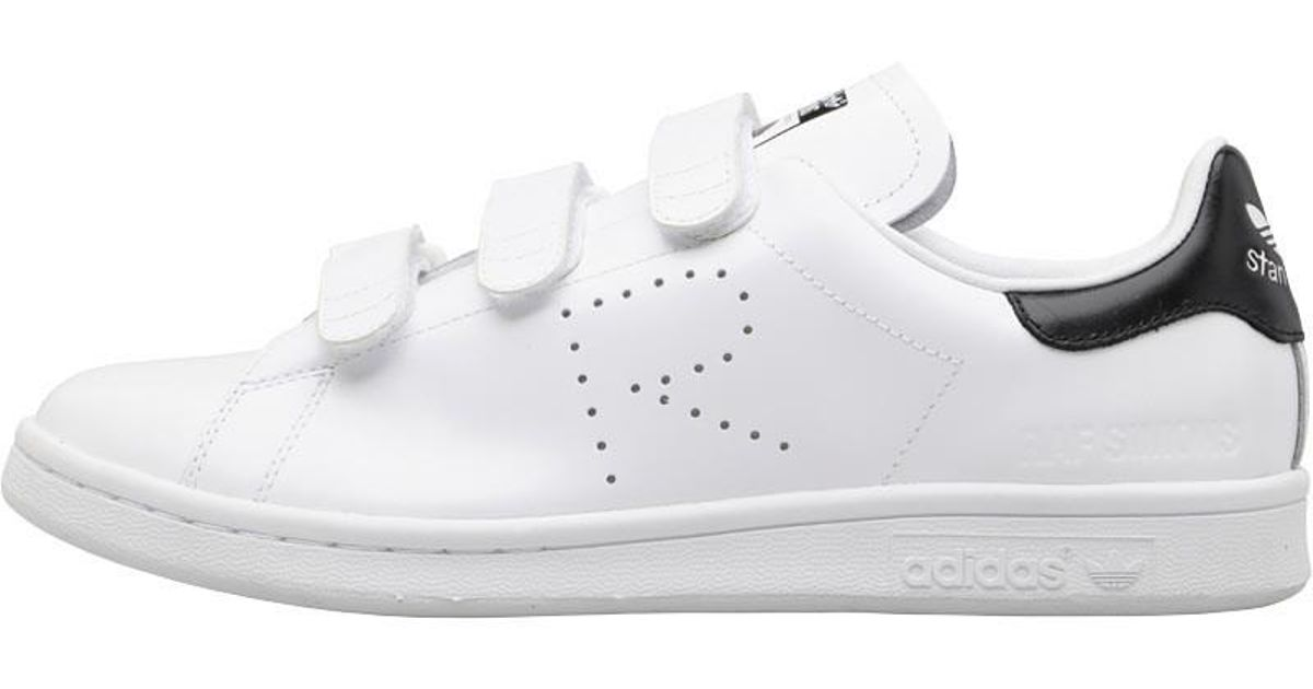the latest 0e28d 9501f Adidas Originals X Raf Simons Stan Smith Comfort Trainers Footwear  White/footwear White/core Black for men